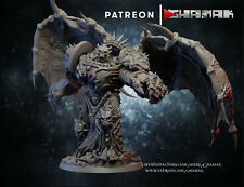 Lord of Hate: Prince Size - Ghamak Use in Warhammer 40k Chaos Daemon Prince