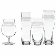 Lenox Library Stripe by Kate Spade 4 Piece Craft Beer Set (Discontinued/Retired)