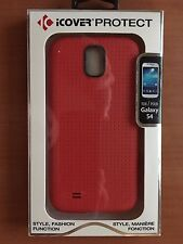 iCOVER PROTECT CASE for SAMSUNG GALAXY S4 (Red)