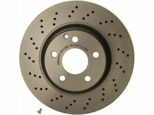 For 2000-2002 Mercedes S430 Brake Rotor Front Brembo 87273GY 2001 Base