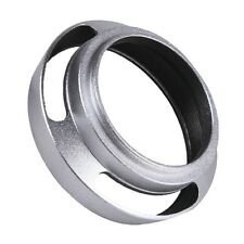 58mm Metal Curved Lens Hood Sun Shade for Leica M M-P M-A M-E RF Filter Lens SLR