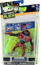"""BEN 10 Ultimate Alien 5 """" Water Hazard Cartoon Network New 2010 Factory Sealed"""
