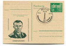 1981 Unser Gagarin Junge Philatelisten Comenius Oberschule Burg Planetarium II