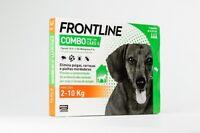 FRONTLINE COMBO Chien 2-10kg anti-puce,tiques et poux 3pip