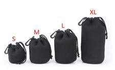 Objektive Köcher M Tasche Objektivbeutel Objektivköcher Neopren Größe M