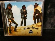 Motorhead Rare Ace Of Spades Extended Version Special Edition 2001 CD A5-16