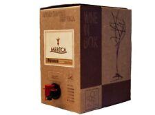 Vino Rosso Negroamaro IGT Salento in Bag in Box da 5 litri Vino Sfuso Puglia