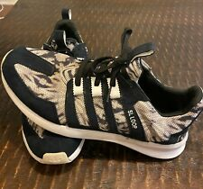 ADIDAS SL Loop Shoes (Black and White), Men's Size 11 Worn (good condition!)