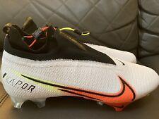New Nike Vapor Edge 360 Elite Flyknit Size 11 Us Football Cleats CN7098-100 Men
