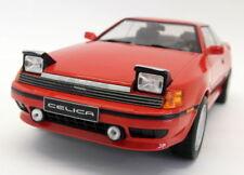 Coches, camiones y furgonetas de automodelismo y aeromodelismo Toyota Celica Toyota de escala 1:18