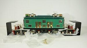 MTH Standard Tinplate Presidential Blue Electric Engine & Passenger Set 10-1122