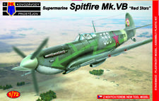 "1/72 Post War Fighter: Supermarine Spitfire Mk.Vb ""Red Stars""  [USSR]  : KP"