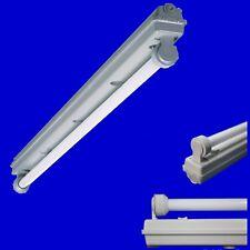 18W  Feuchtraumleuchte Feuchtraumlampe für Leuchtstofflampe LED geeignet