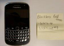 Blackberry Curve 9900 -- Works -- Listing #4