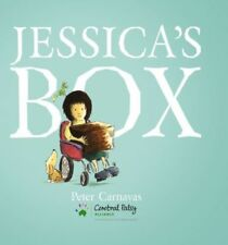 Jessica's Box by Peter Carnavas (2015, Hardcover) NEW