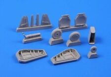 Czech Master 1/72 Westland Wyvern s.4 Undercarriage Set for Trumpeter # 7170