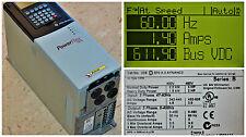 Allen-Bradley PowerFlex 700 3 HP 20BD5P0A0AYNANC0 480 VAC Firmware: 4.006