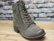 Cobb Hill Alessia Bethany 2 Stone Leather Boot   *CH6867