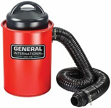 2-in-1 9.2 amp Portable 13 Gallon Dust Collector with metal dust collection drum