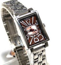 Fossil Damen Uhr JR9493 mit Edelstahl Armband FO82.
