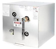 Kuuma 11842 Marine Water Heater 11 Gallon Rear Heat Exchanger 120V Aluminum Case