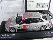 Minichamps 1/43 Audi A4 #45 DTM 2004 F.Biela