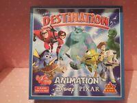 Destination Animation Disney Pixar Board Game RTL Games Classic Family Fun Movie