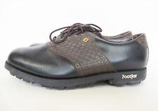 Footjoy Classic Golf Shoes Men's Brown & Black size 10.5