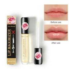 UK Lip Plumper Extreme Lip Gloss Maximizer Plump Volume Bigger Lips Moisturizing