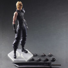 Play Arts Kai Final Fantasy VII Cloud Strife Action Figure Collection Statue Toy