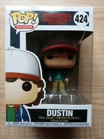 Pop Television Funko Pop Stranger Things Dustin With Compass Vinyl Figure #424