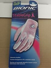 Bionic Womens Stable Grip Glove Pink Right X Large New