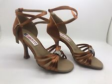 Chaussure de danse Dancelife Model 16735 couleur : tan