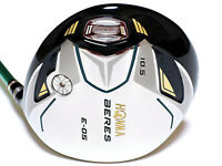 Golf Clubs Driver HONMA BERES E-05 Flex-R Loft-10.5 2-star, New Model, Unused