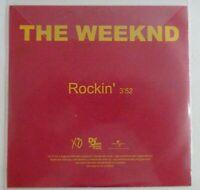 THE WEEKND : ROCKIN' ♦ RARE FRENCH PROMO CD ♦