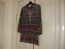 Ladies Top Design Rockmans  Size XS  Colour Diff  Colours 3/4 Sleeves Polyester