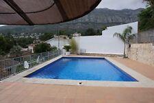 Freistehendes Ferienhaus in Denia/Spanien mit Pool zu vermieten