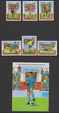 Guinea - 1998 World Cup Football set & sheet - F/U