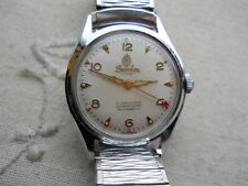 RARE VINTAGE SANDOZ ,1940, 17 JEWELS  INCABLOC, NEEDS HELP