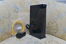 Netgear AC1750 WiFi Cable Modem Router C6300    )#3G(