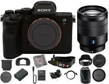 Sony Alpha A7R IV Mirrorless Digital Camera with 24-70mm f/4 ZA Lens