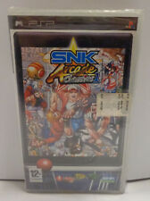 Console Game Sony Playstation PSP PAL EUR ITA NUOVO SNK ARCADE CLASSICS VOL. 1