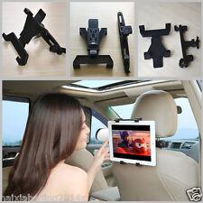"7"" - 10"" Ratating Car Rotatable Bracket Seat Headrest Holder Mount For IPad Air"