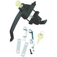 NEW WRIGHT VCK333X3BL BLACK KEYED FINISH STORM SCREEN DOOR LATCH HANDLE 6835276
