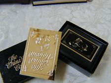 Box for 1994 1 oz Gold Proof Unicorn with COA, No coin!