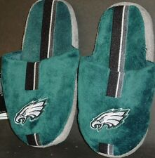 "NFL Slippers, ""Philadelphia Eagles"" (Youth Large) NEW"