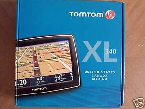 TomTom XL 340 4.3-Inch Portable GPS Navigator NEW IN BOX GR8 FOR HOLIDAY GIFT ID