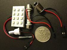 Plymouth 12 LED MEGA BRIGHT Dome Lamp Festoon Light Bulb 194 1815 1895 NOS Laser