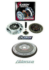 EXEDY STAGE 1 CLUTCH KIT+FIDANZA FLYWHEEL fits RSX CIVIC Si 2.0L ACCORD TSX