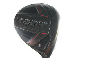 Cleveland Launcher HB Turbo Fairway 5 Wood 18° Stiff Right-Handed Graphite #2556